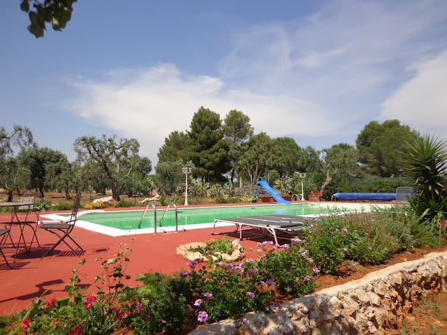 Puglia-B&B VillaDellaRosa-private pool (max 2p)