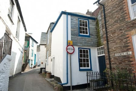 Morleys Cottage - Port Isaac - Huis
