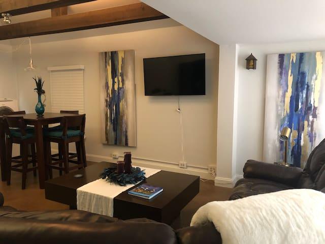 Historic Monte Vista Neighborhood In-law Suite