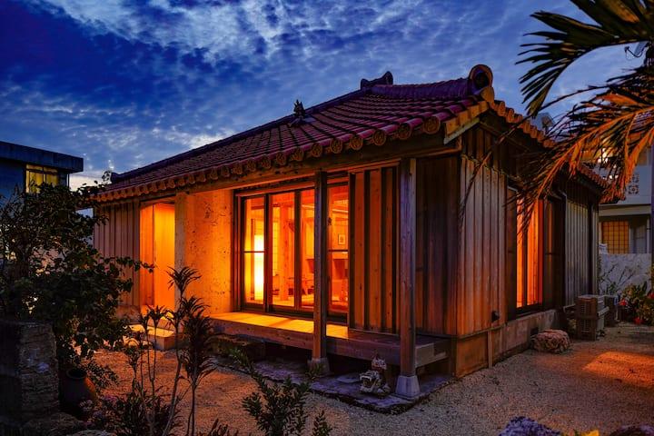 YACHIMUN Terrace ~シーサーが見守る小さな漁村の宿 ~