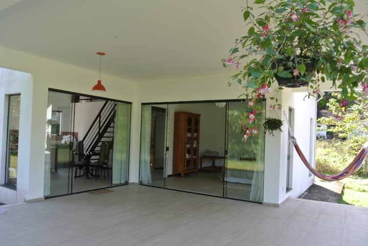 Casa Loft em Penedo, vista 360º de natureza