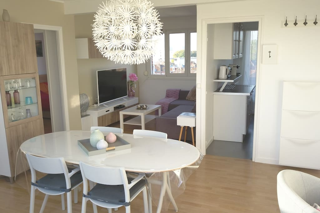 Appartement grand standing appartements louer faches - Home lab faches thumesnil ...