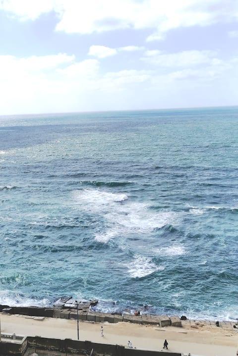 Cleopatra-2habitaciones-Vista al mar