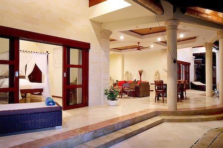 2 Bedrooms Ocean View Villas - Blahbatuh - Villa