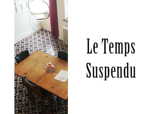 Le Temps Suspendu - gare/canal du midi