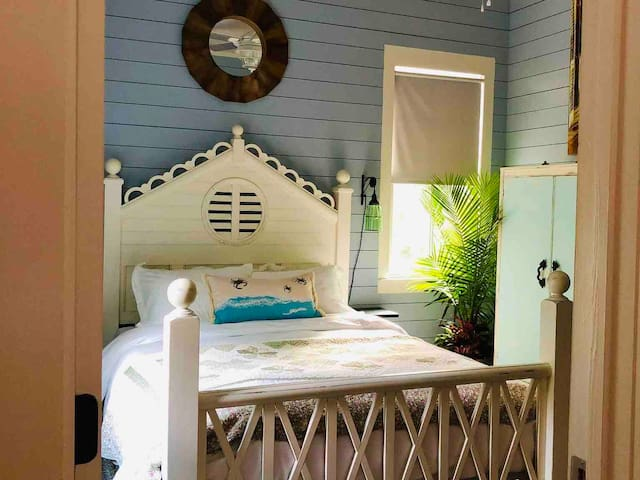 "porch ROCKIN' ""B&B"":  Sullivan's Island Room"