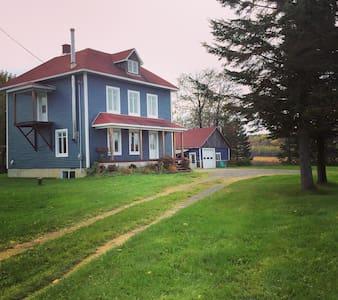 Ma cabane au Canada - Saint-Ambroise