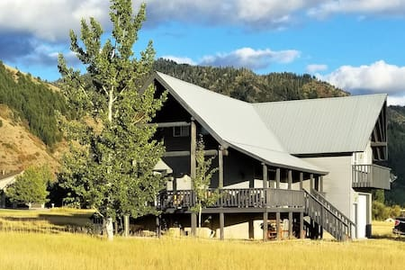 4 SEASON PARADISE, STAR VALLEY RANCH CABIN W/VIEWS