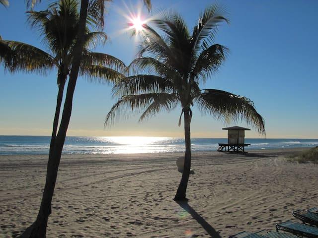 Enchanted Isle Resort, Hollywood Beach, FL - Hollywood - Teilzeitwohnung