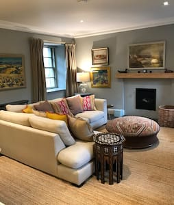 Luxurious Country Cottage near Crieff