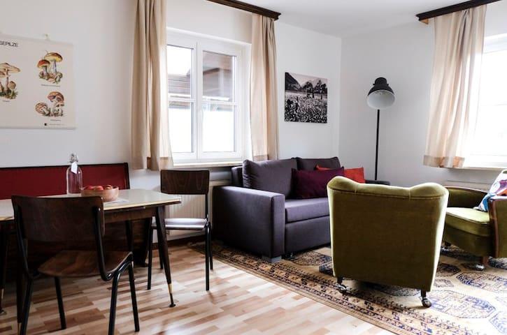Haus Eisenstraße - Apartment Töpper