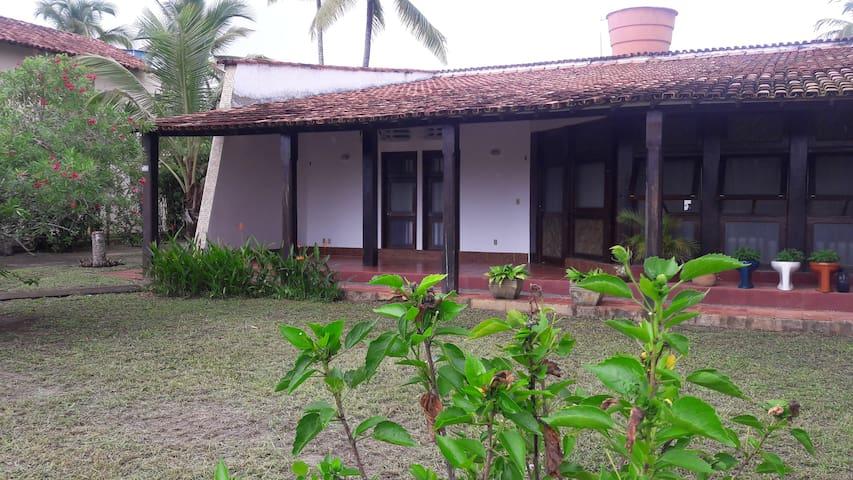Casa Veraneio Prado - Bahia- Brazil