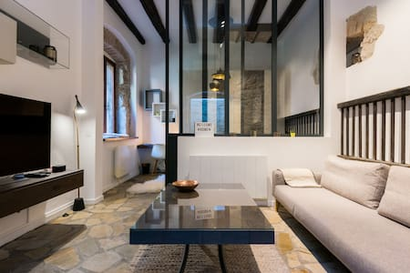 Appartement design en plein centre d'Annecy