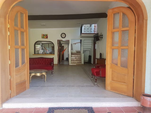 Entrada principal interior