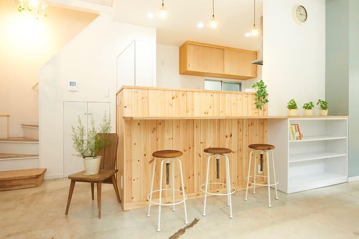 Private Room in Kagaurazaka - Close to Shinjuku! - Shinjuku-ku - Chambre d'hôtes