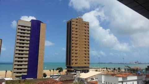 Apartamento Praia de Iracema Vista Mar.