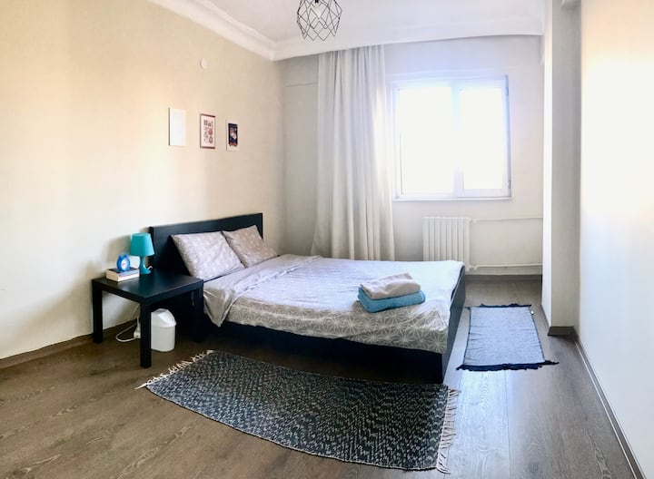 ⬥ Spacious & Cozy Room in Central Asian Side