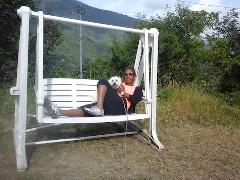 Un soggiorno nella natura a Carrega Ligure