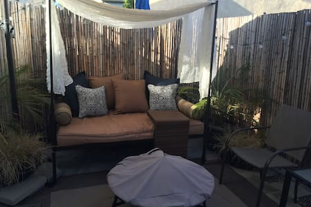 Secluded North Park Villa 1bd/1bth - San Diego