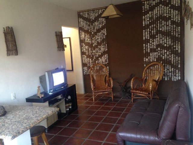 Lindo apartamento em Santa Catarina - Barra Velha - Appartement