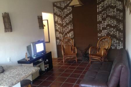 Apartamento decorado em Santa Catarina - Huoneisto