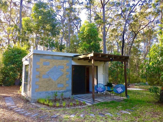 The Aussie Bush Cabin - Doonan - Cabane