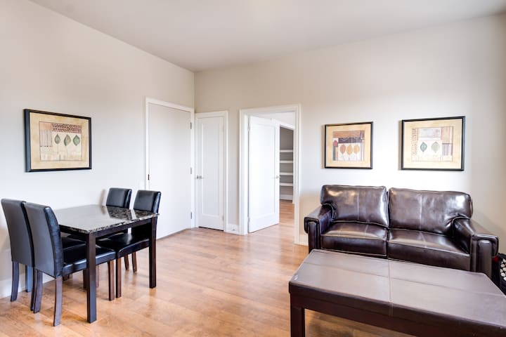 Executive style one bedroom with onsite parking - Brantford - Pis
