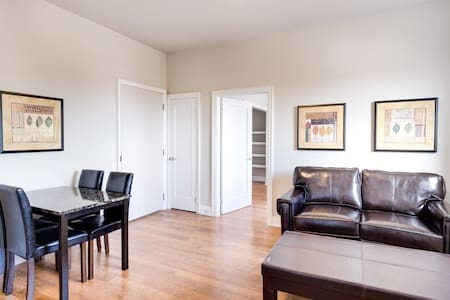 Executive style one bedroom with onsite parking - Brantford - Apartment