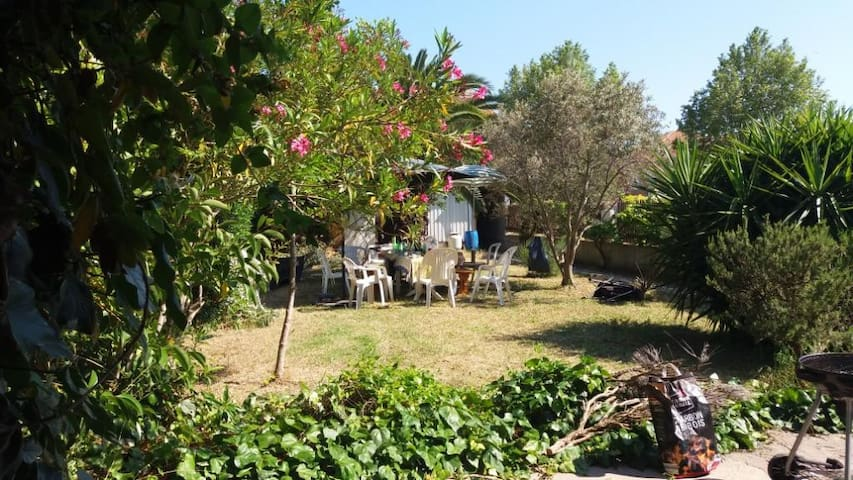 Natural Park Camargue, 7 beds, 10mn to the beach