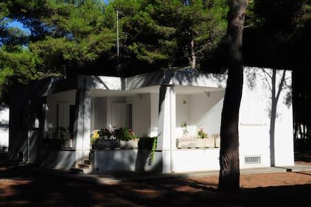 Villa in pineta - Maruggio - Rumah