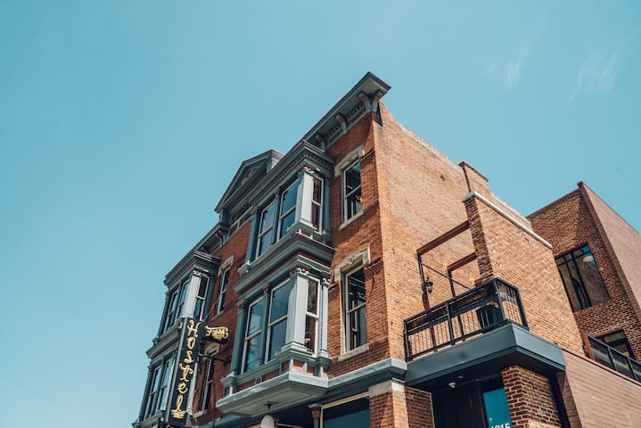 Historic Airedale Building in the Heart of Denver