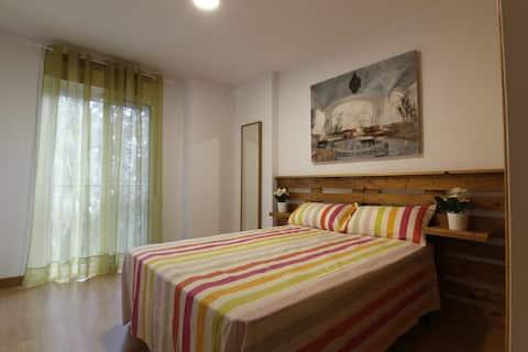 Bright apartment in the center of Torremolinos