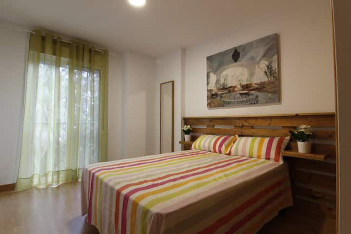 Bright apartment in the center of Torremolinos