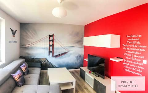 Apartament by Golden Gate