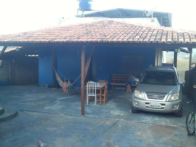Casa familiar e quartos disponiveis - Itabirito