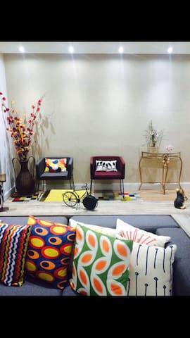 Charme e elegância, Barueri Alpha - Barueri - Apartment
