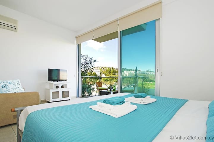 MERYL - Coralli Spa Protaras, Standard View Studio Apartment