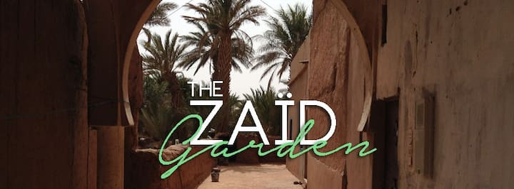 The Zaid garden - Peace, love & permaculture