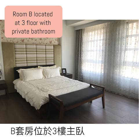 B) Taoyuan Multi-unit house Close by Airport&THSR