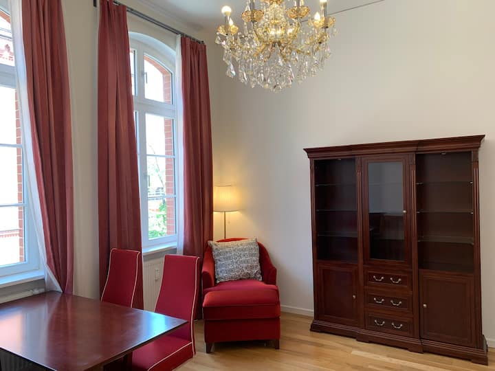 Historisches Apartment mit Charme 105