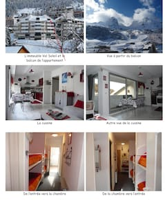 Appartement meublé 8 couchages - Eaux-Bonnes