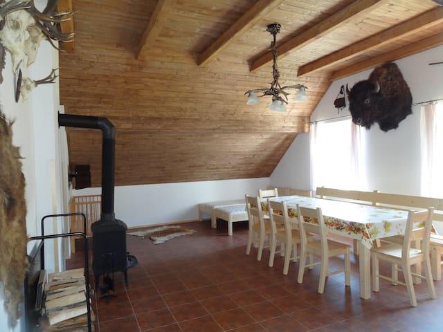 apartmány Hájenka 3 - Stárkov - Apartament