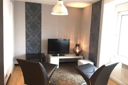 F2 moderne chic à deux pas du centre - Chaumont - Apartment