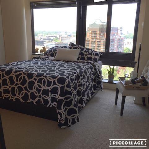 #1 Downtown Rm. w/ private entrance - Stamford