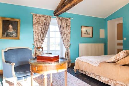 Belle chambre dans maison de charme - Chéméré - Casa