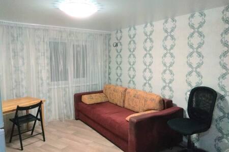 Квартира с прекрасным видом в Рождествено