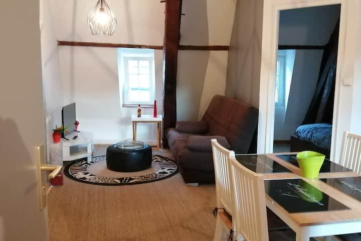 Appartement au centre de La Ferté Bernard