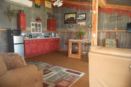 Rustic Room to Rent on our Ranch