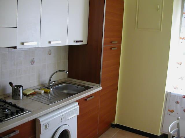 appartamento vicino agli ospedali e centralissimo - Génova - Departamento