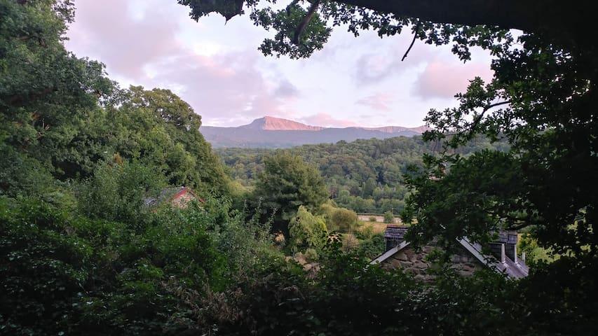 Meadow View - Dolgellau Snowdonia